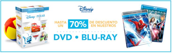 Disney Dream Store México Descuentos