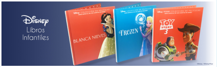 Disney Dream Store México Ofertas