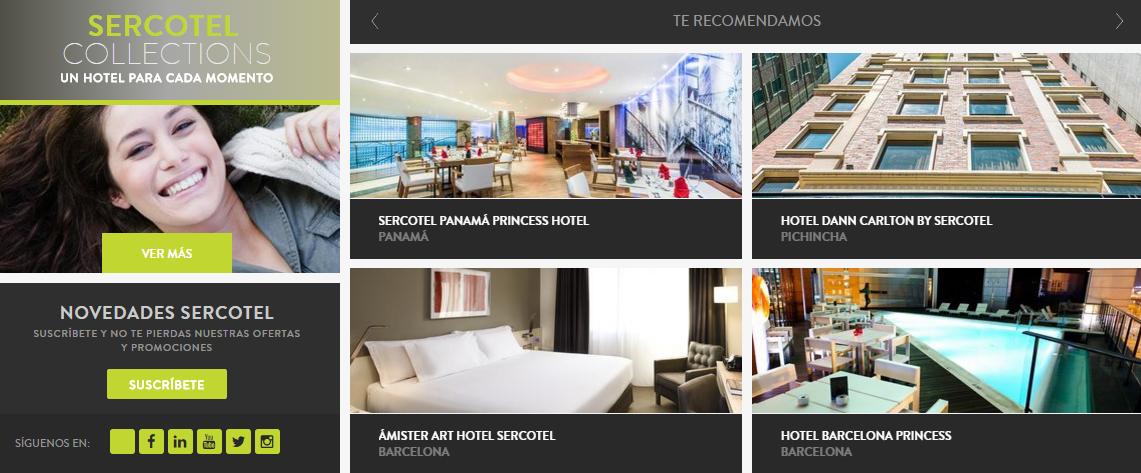 Hotel ocasiones especiales
