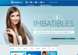 Código Descuento LentesPlus México 2016