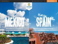 Cupón Descuento Sandos Hotels 2017