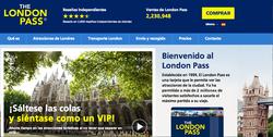 Código Promocional London Pass 2016
