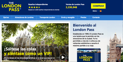 Código Promocional London Pass 2017