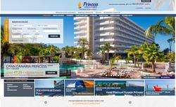Código Promocional Princess Hotels 2017