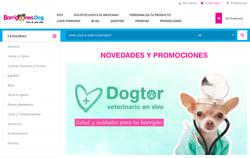 Códigos de Descuento Barrigones.dog 2018
