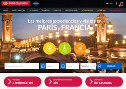 Código Promocional Paris City Vision 2019